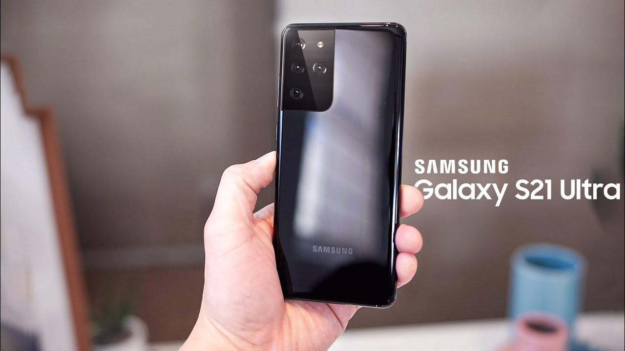 Samsung Galaxy S21 Ultra - Techenet