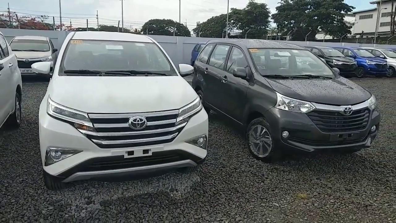 Grand New Avanza Vs All Rush Yaris Trd Sportivo Indonesia Toyota Side By Walk Around Philippines Youtube Batangas City Inc