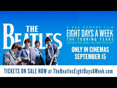 THE BEATLES: EIGHT DAYS A WEEK – THE TOURING YEARS. Official Clip #2