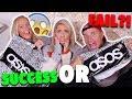 Mum vs Dad shop MY ASOS ORDER?!! SUCCESS OR FAIL?!?!
