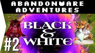 Black & White 1 HD ► Land 2 for more God Game Fun! - [Abandonware Adventures]
