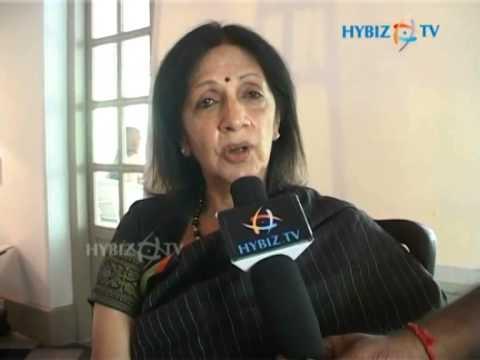 Usha Krishna - World Crafts Council