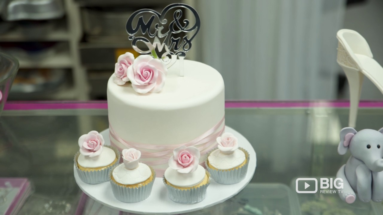 Cake Studio Adelaide for Wedding Cakes and Cake Making Training