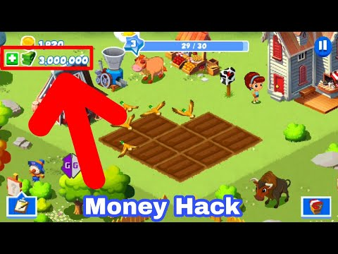 Green Farm 3 Hack Latest Version with Game Guardian (NO ROOT)