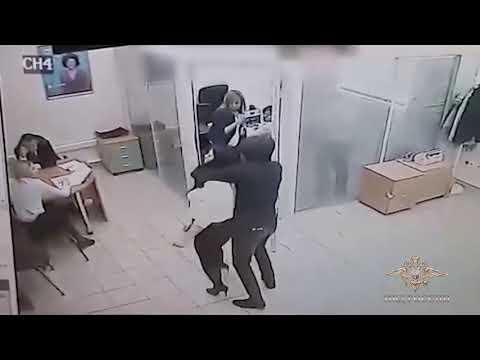Ограбление банка в Тюмени