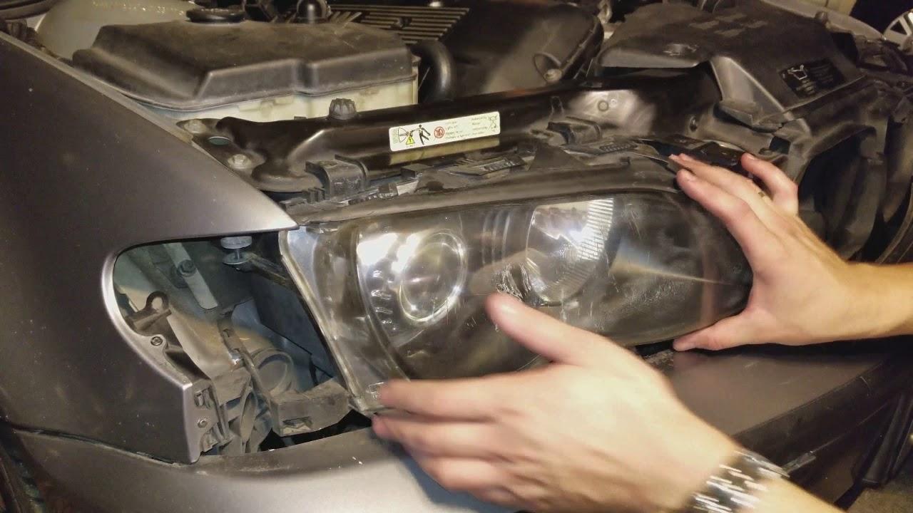 Ongekend E46 Headlight Balast Replacement - YouTube BX-99