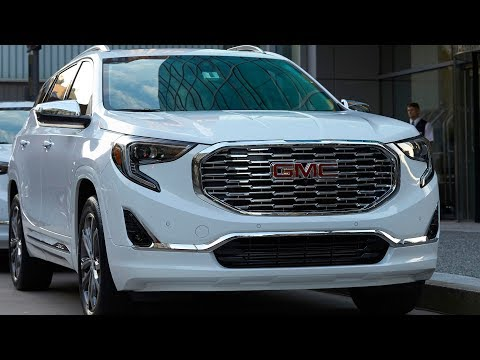 2018 GMC Terrain - Luxury SUV for Right Price