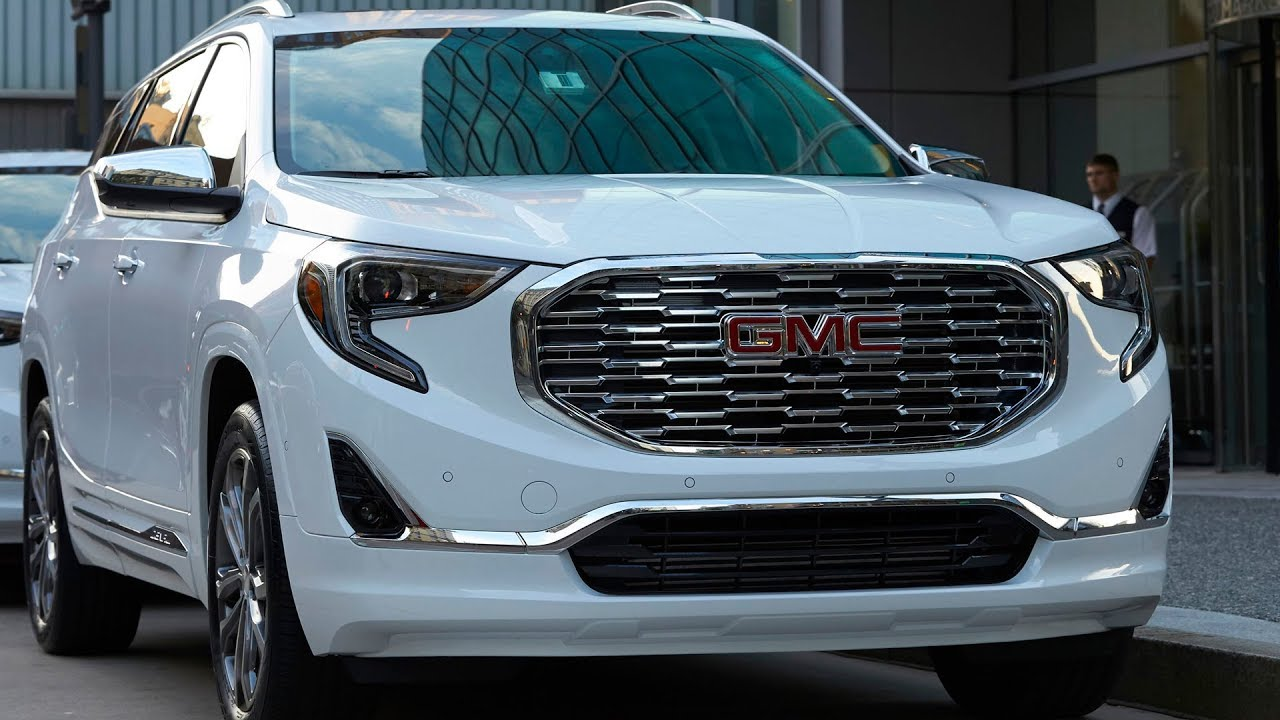 2017 Gmc Terrain Suv >> 2018 GMC Terrain - Luxury SUV for Right Price - YouTube