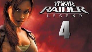 Прохождение Lara Croft Tomb Raider: Legend. Часть 4 - Сего Такамото