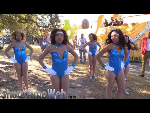 McKinley vs Huntington High  2017 Bayou Classic Parade