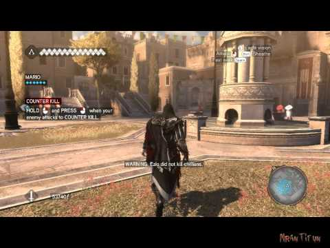 Assassin Creed Brotherhood V1.00 Trainer +8