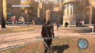Assassin Creed Brotherhood V1.00 Trainer +8