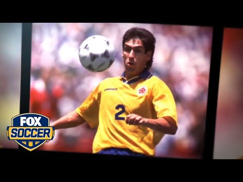 Andrés Escobar and the legacy of the Colombian national team