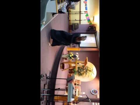 Kizra Talton Praise Dance... (Broken)
