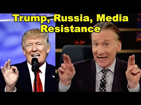Trump, Russia, Media, #Resistance - Bill Maher, Tom Perez & MORE! LV Sunday LIVE Clip Roundup 201