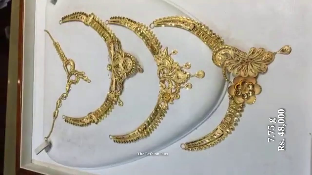 Subhas Brothers Jewellers Collection Lightweight Jewelry with Weight and Price