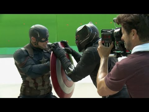 Captain America: Civil War | Behind the Scenes #3