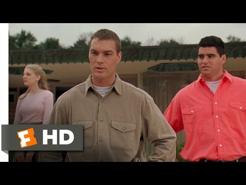 Bottle Rocket (3/8) Movie CLIP - Future Man and Stacy (1996) HD