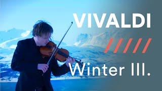 """VIVALDI - The Four Seasons - """"L'inverno"""" (Winter) - III: Allegro"""