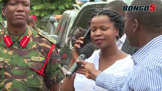 Rais Magufuli ataka huyu dada asipigiwe simu