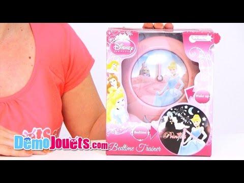 [ACCESSOIRE] Réveil éducatif Cendrillon Disney Princesse de Worlds Apart - Démo Jouets poster