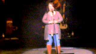 jann arden march 2011  Ode to a friend intro