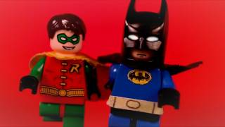Lego Batman and Robin: The Villains