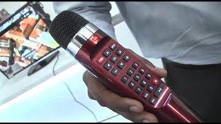 LG Songstar Karaoke System Gadget Expo 2014