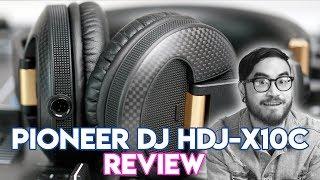 Pioneer DJ HDJ-X10C Headphones – Unboxing & Review – The best gets even better?