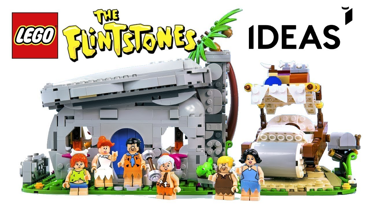 lego flintstones set coming in 2019 youtube. Black Bedroom Furniture Sets. Home Design Ideas