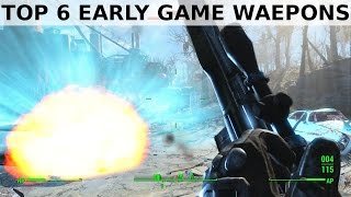 Fallout 4 - Top 6 Early Game Weapons