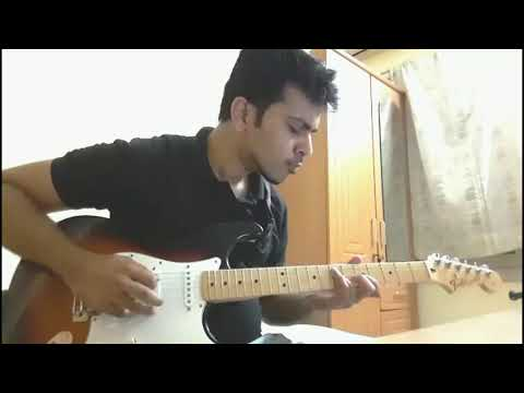 Agam - Dhanashree Thillana (Complete Guitar lead cover)