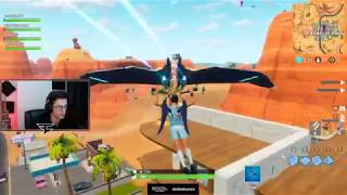 41 Kill Squads with Nate Hill, Nickmercs, HighDistortion & Fearitself
