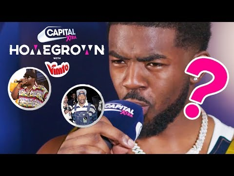 Tion Wayne Aitch JAY1 & More Play &39;One Gotta Go&39;  Homegrown  with Vimto  Capital XTRA