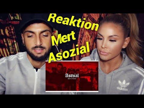 MERT ft. PLAY69 - ASOZIAL / REAKTION   Lisha&Lou