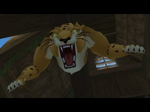 Kingdom Hearts: Sabor the Leopard Boss Fight (PS3 1080p)