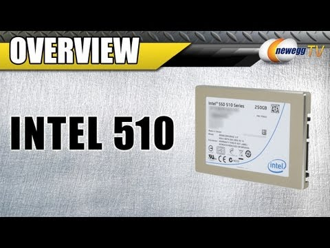 Newegg TV: Intel SSD 510 250GB SATA 6Gbps Overview