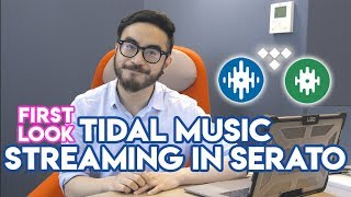 TIDAL Music Streaming In Serato DJ Pro Software Review & Tutorial - DJ Tips
