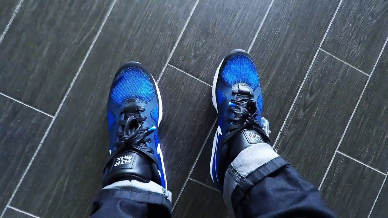 1b1e80a345 Nike Air Max Ultra M HTM Review With On Feet - YouTube