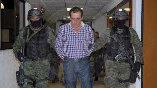 وفاة أحد أكبر زعماء تجارة المخدرات داخل محسبه في المكسيك…
