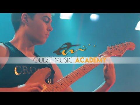 Quest Music Academy | Rock the Stage | Recitals | Jam Nights