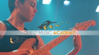 Download Quest Music Academy | Rock the Stage | Recitals | Jam Nights MP3 song and Music Video