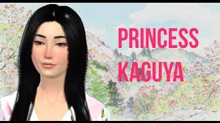 SIMS 4 | THE TALE OF PRINCESS KAGUYA CAS