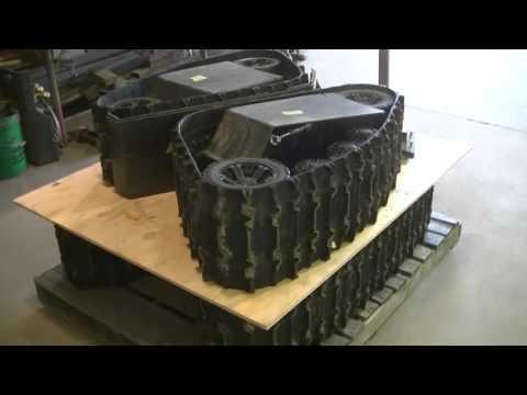 Camoplast Prospector Pro Track Storage