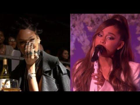 Rihanna REACTING to Various Famous Singers!!!