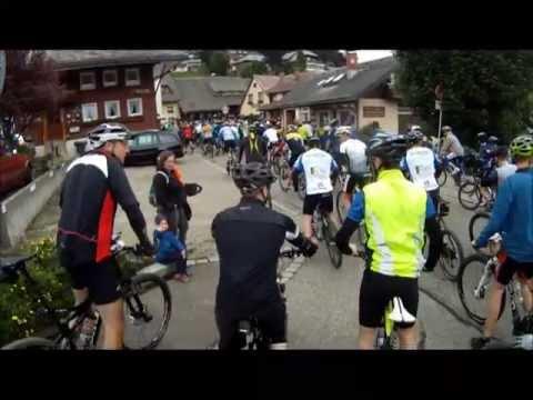 Black Forest Ultra Bike Marathon 2013 Speed Track
