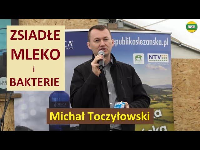 ZSIADŁE MLEKO i BAKTERIE NARINE - NARUM Michał Toczyłowski ROLNIK 2021