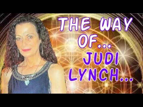 The Way Of Judi Lynch- Being A Psychic Medium...