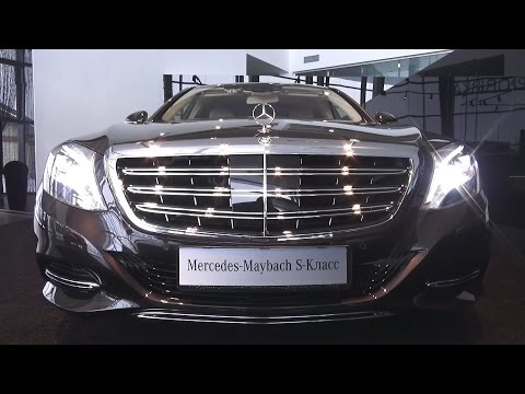 Mercedes s 500 4matic maybach