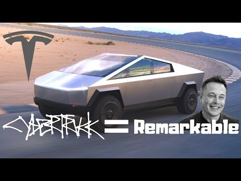 Tesla CyberTruck is Genius Branding | Here's why this Pickup Truck will Succeed! | Review